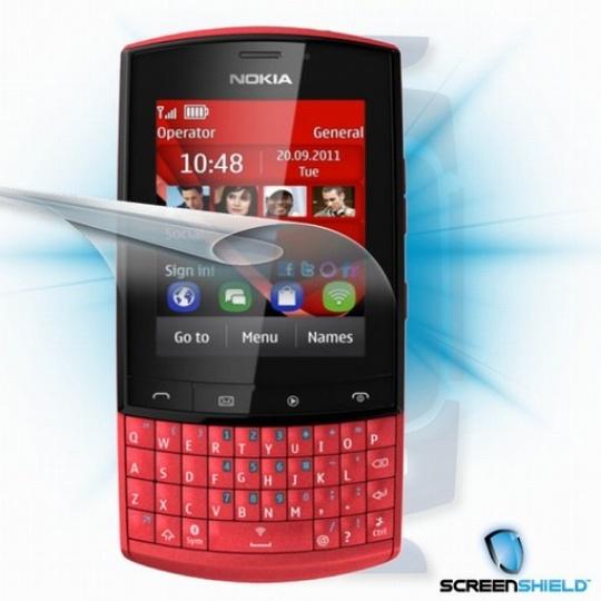 ScreenShield fólie na celé tělo pro Nokia Asha 303