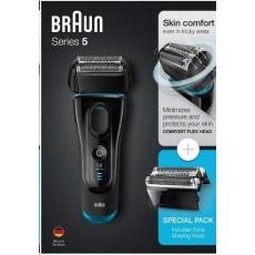 Braun Series 5-5140s + kombipack holící strojek