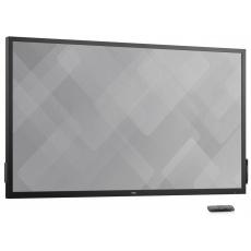 "DELL 70 Monitor   C7017T - 176.6cm(69.5"") Black, EUR 16:9 VA VGA HDMI DP USB"