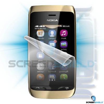 ScreenShield fólie na celé tělo pro Nokia Asha 308