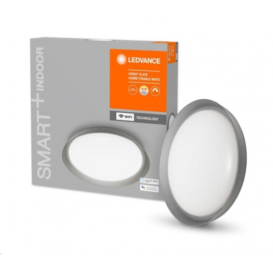 Smart+ Orbis Ceiling Plate WIFI TW 430mm Grey