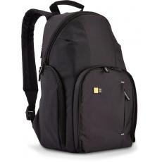 Case Logic batoh TBC411IK pro fotoaparát + 2 ks objektivů, černá