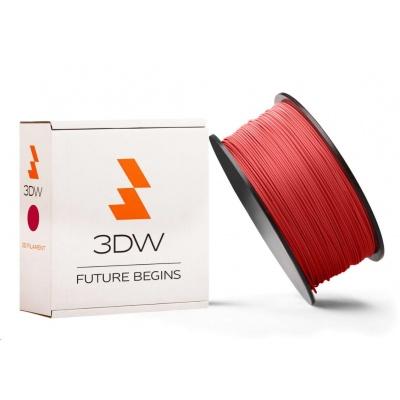 3DW ARMOR - ABS filament, průměr 1,75mm, 1kg, červená
