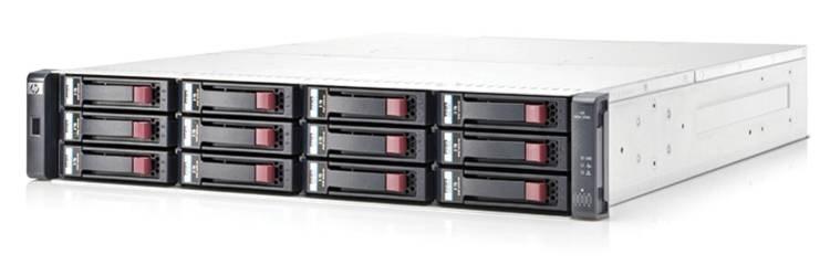 HP MSA 1040 2p FC Dual Controller SFF Storage