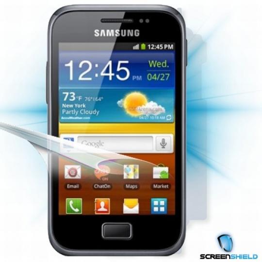 ScreenShield fólie na celé tělo pro Samsung Galaxy S Plus (i9001)