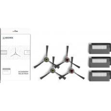 Servisní sada pro Deebot MINI (4x postraní kartáč, 3x vysoce účinný filtr)