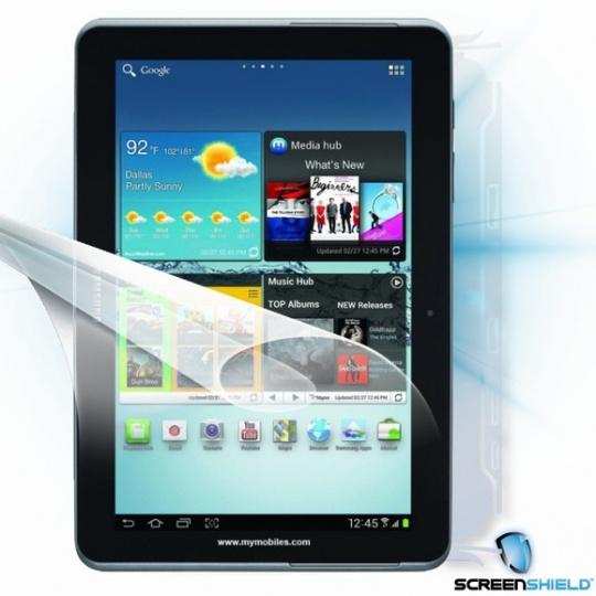 ScreenShield fólie na celé tělo pro Samsung Galaxy Tab 2, 10.1 (P51xx)