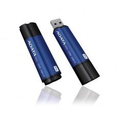 ADATA Flash Disk 128GB Superior S102 Pro, USB 3.1, hliník, modrá (R:100/W:50 MB/s)