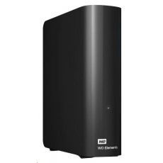"WD Elements Desktop 10TB Ext. 3.5"" USB3.0, Black"