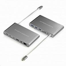 HyperDrive Ultimate USB-C Hub - Space Gray