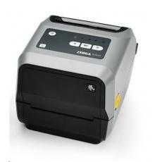 """Zebra TT tiskárna etiket ZD620t 4"""" , 300 dpi, USB, USB Host, BTLE, RS232,LAN, odlepovač"""