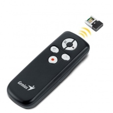 GENIUS prezentér Wireless Media Pointer 100, USB