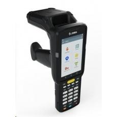 Zebra Terminál MC3330R, 2D, SR, 47 KEY, USB, BT, Wi-Fi, alpha, RFID, IST, PTT, GMS, Android
