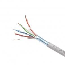 GEMBIRD Eth kabel FTP drát CCA cat5e 305m CABLEXPERT FPC-5004E-SOL