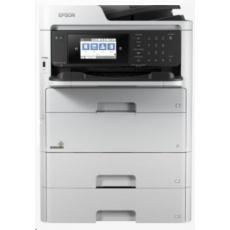 EPSON tiskárna ink WorkForce Pro WF-C579RD2TWF, RIPS, 4v1, A4, 34ppm, Ethernet, WiFi (Direct), Duplex