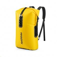 Naturehike vodotěsný ultralight batoh TPU 28l 500g - žlutý