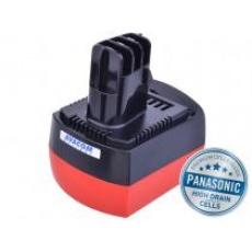 AVACOM baterie pro METABO BSZ 6.25473 Ni-MH 12V 3000mAh, články PANASONIC