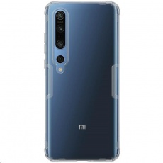 Nillkin Nature TPU Case pro Xiaomi Mi 10 / Xiaomi Mi 10 Pro Transparent Grey