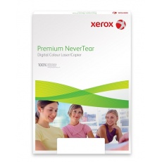 Xerox Papír Premium Never Tear PNT 123 A4 - Tmavě Žlutá (160g/100 listů, A4)