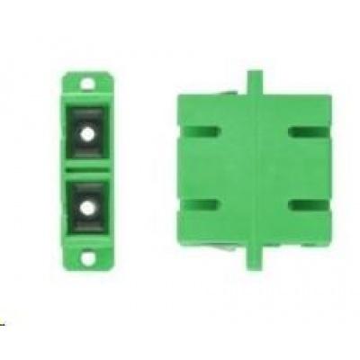 Optická spojka singlemode duplex SC-SC, APC