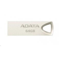ADATA Flash Disk 64GB UV210, USB 2.0 Dash Drive, kovový