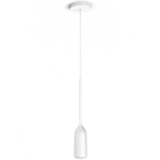 PHILIPS Devote Závěsné svítidlo, Hue White ambiance, 230V, 1x9.5W E27, Bílá, rozšíření