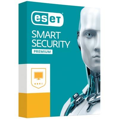 ESET Smart Security PREMIUM (Win) 4PC nová licence
