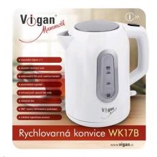 VIGAN WK17B rychlovarná konvice