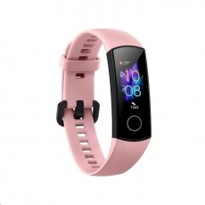Honor fitness náramek Band 5, Coral Pink