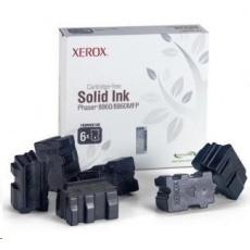 Xerox Genuine Solid Ink pro Phaser 8860 Black (6 STICKS)