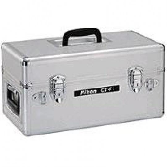 NIKON CT-F1 šedý kufr na objektivy