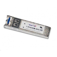 SFP+ [miniGBIC] modul, 10GBase-SR, LC konektror, 850nm MM, 80m/300m (Cisco, Dell, Planet kompatibilní)