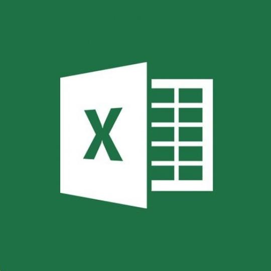 Excel Mac 2019 OLP NL