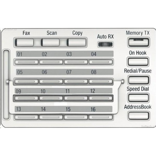 Minolta MK-749 Fax/Scan ovládací panel pro bizhub 226