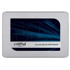 "Crucial SSD MX500, 250GB, SATA III 7mm, 2,5"""