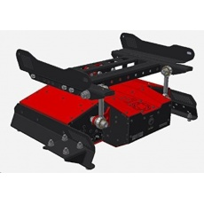 Next Level Racing Motion- Adapter Plate Rseat, adaptér na sedačku Rseat