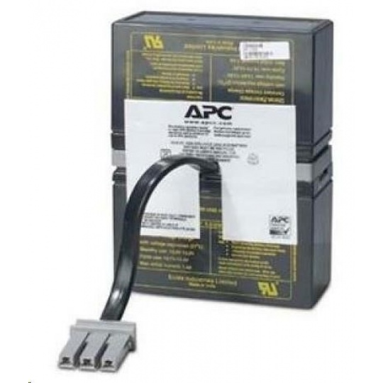 APC Replacement Battery Cartridge #32, BR800I, BR800-FR, BR1000I, BR1000-FR