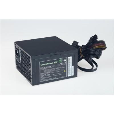 BAZAR FORTRON zdroj GreenPower 400W (AX400-60APN), APFC, black box, flat cables, 85+ z opravy