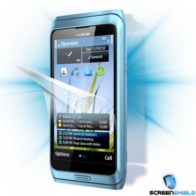 ScreenShield fólie na celé tělo pro Nokia E7