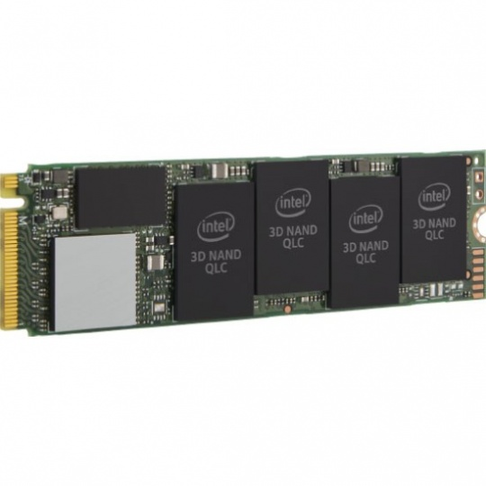 Intel® SSD 660p Series 2TB, M.2 80mm PCIe 3.0 3D2 QLC