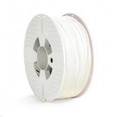 VERBATIM 3D Printer Filament PET-G 2.85mm, 123m, 1kg white