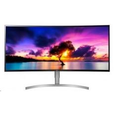 """LG MT IPS LCD LED 37,5"""" 38WK95C - IPS panel, 10bit, 3840x1600, 300cd, 2xHDMI, DP, USB-C, 10Wx2 repro, zakriveny panel"""