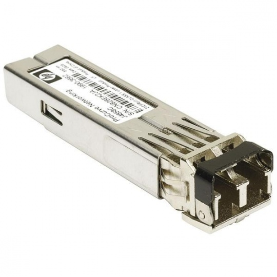 HPE X121 1G SFP LC SX Transceiver EOL (replacement J4858D)