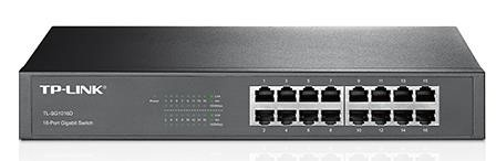 TP-Link TL-SG1016D 16x Gigabit Switch, desktop