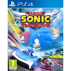 PS4 hra Team Sonic Racing