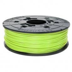 XYZ Junior 600gr Neon Green PLA Filament Cartridge