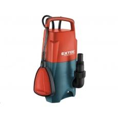 Extol Premium čerpadlo ponorné kalové, 400W, 8000l/hod 8895006