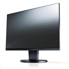 """EIZO MT IPS LCD LED 24"""" EV2450-BK 1920x1080, 250cd, 5ms, repro,DVI-D, D/SUB15, HDMI, DP, USB 3.0, ramecek 1mm, černý"""