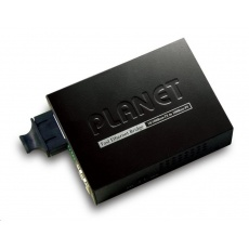 Planet FT-802S15 Konvertor, 10/100Base-TX - 100Base-FX, SC, singlemode