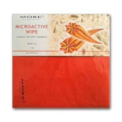 ARMOR profesionální mikroaktivní utěrka MORE (1ks) na více použití,  lze prát